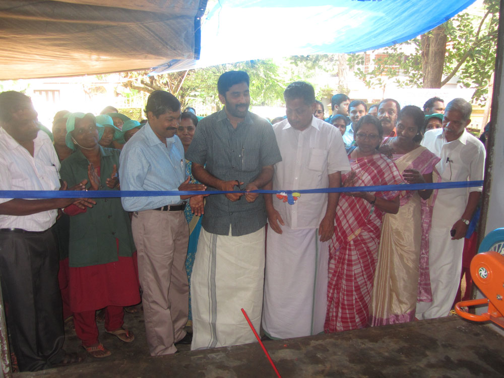 Niravu Vanitha Labour Bank Office inauguration- Thrithala