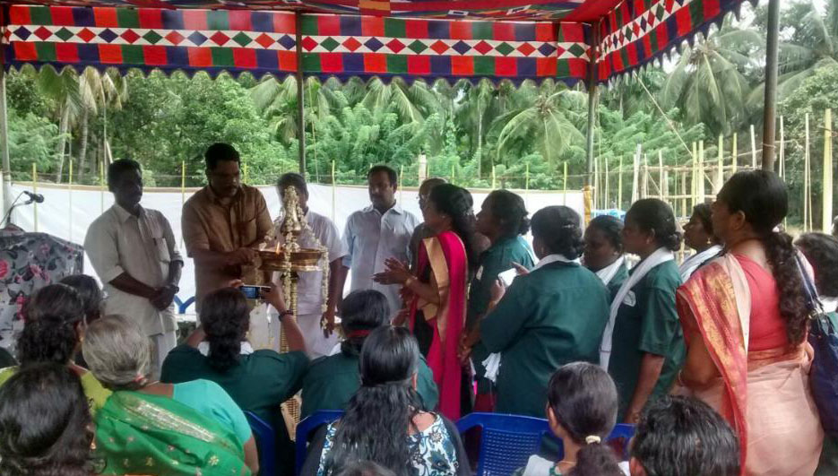 Thalikulam Block Vanitha Labour Bank Anniversary celebration